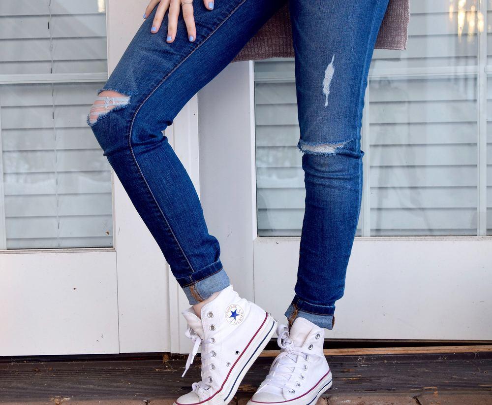 Jeans - alla tiders mode
